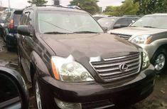 Foreign Used Lexus GX 2006