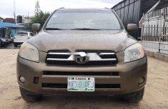 Nigerian Used Toyota RAV4 2008 Petrol