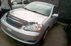 Foreign Used Toyota Corolla 2008 Model