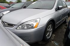 Foreign Used 2005 Honda Accord Automatic