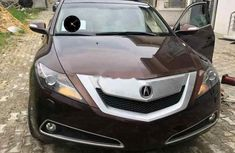 Very Clean Nigerian used Acura ZDX 2011