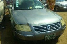 Nigerian Used Volkswagen Passat 2003 Automatic