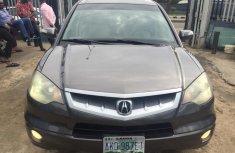 Nigerian Used 2007 Acura RDX Automatic