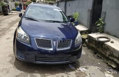 Foreign Used 2009 Pontiac Vibe Automatic