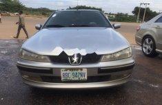 Nigerian Used Peugeot 406 2003