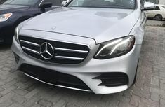 Foreign Used Mercedes-Benz E300 2017 Model