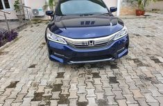 Foreign Used 2016 Honda Accord Petrol Automatic