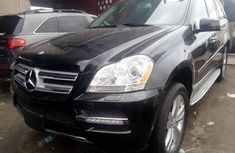 Neat Foreign used Mercedes-Benz GL-Class 2011