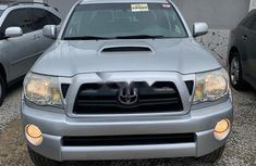 Foreign Used Toyota Tacoma 2006 Model Silver