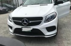 Very Clean Foreign used Mercedes-Benz GLE 2017