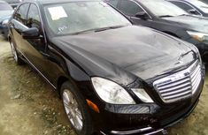 Neat Foreign used Mercedes E350 2013 model
