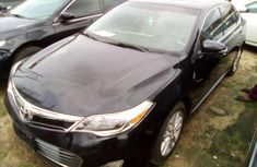Very Clean Foreign used Toyota Avalon 2014 model