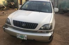 Clean used 2002 Lexus RX300