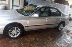 Nigeria Used Honda Accord Sport 1996 Model Gold