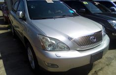 Silver Foreign Used Lexus RX 330 2006 for Sale