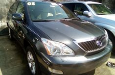 Foreign Used Lexus RX 350 2008 Model for Sale