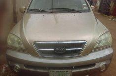 Nigeria Used Kia Sorento SUV 2003 for Sale