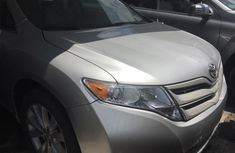 Foreign Used Toyota Venza 2010 Silver Colour for Sale