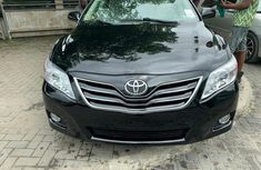 Foreign Used Toyota Camry XLE  2011 Model Black for Sale
