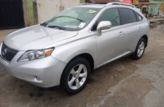 Foreign Used Lexus 350 RX Jeep for Sale in Lagos