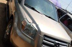 Foreign Used Honda Pilot 2007 Model