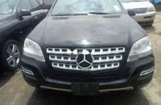 Foreign Used 2010 Mercedes-Benz M-Class Automatic