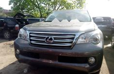 Foreign Used Lexus GX 2012 Automatic