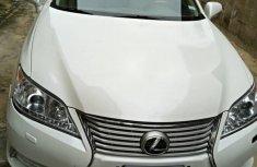 Nigeria Used Lexus ES 2009 Model White