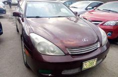 Nigerian Used Lexus ES 2003 Automatic