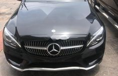 Neat Foreign used 2018 Mercedes-Benz C63