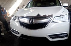 Foreign Used 2015 Acura MDX for sale in Lagos