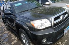 Very Clean Foreign used Toyota 4-Runner 2007