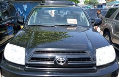 Foreign Used Toyota 4-Runner 2008