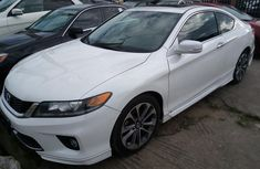 Very Clean Foreign used Honda Accord Petrol