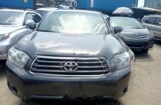 Foreign Used Toyota Highlander 2009 Model