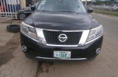 Super Clean Nigerian used Nissan Pathfinder 2014