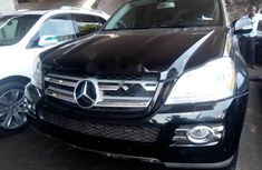 Very Clean Foreign used 2008 Mercedes-Benz GL-Class for sale in Lagos