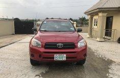 Nigerian Used 2006 Toyota RAV4 Petrol