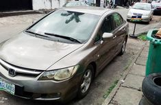 Nigerian Used Honda Civic 2006