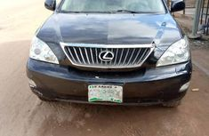 Nigerian Used 2009 Lexus RX Petrol