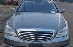 Foreign Used 2012 Mercedes-Benz S550 Petrol Automatic