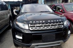 Super Clean Foreign used 2013 Land Rover Range Rover Evoque