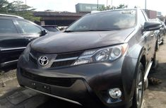 Foreign Used Toyota RAV4 2015 Model