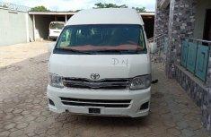 Foreign Used 2014 Toyota HiAce Petrol