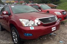 Very Clean Foreign used Lexus RX 2009