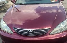 Foreign Used 2005 Toyota Camry Automatic