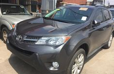 Foreign Used 2013 Toyota Rav4 Jeep Gray Colour for Sale