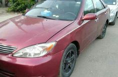 Red Nigerian Used 2003 Toyota Camry SE for Sale