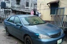 Blue Nigerian Used 2003 Toyota Camry SE for Sale