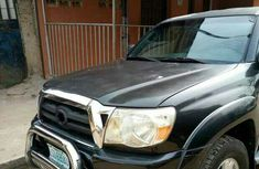 Properly maintained Nigerian used 2004 Toyota Tacoma